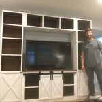TV Console/Bookcase